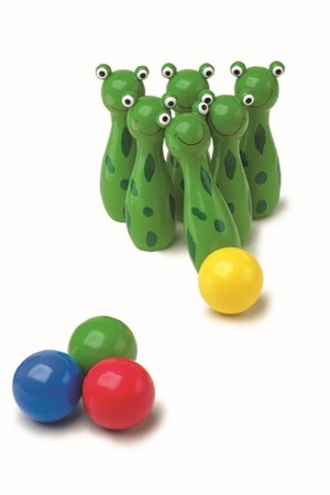 """Bowling """"Frogs"""""""