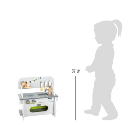Compact Play Kitchen